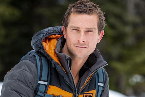 bear grylls insane or amazing www