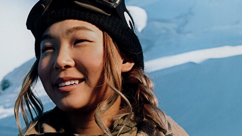 Chloe Kim in Oakley on X-Wear.com