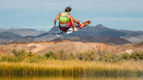 Wakeboarding's Harley Clifford on X-Wear.com