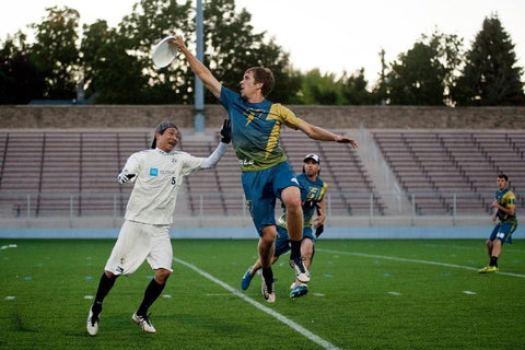 Ultimate Frisbee on X-Wear.com