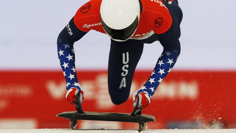 Olympic Sports Skeleton on X-Wear.com