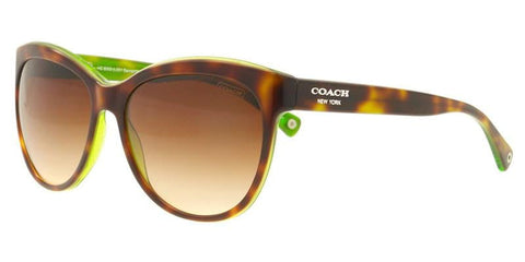 Coach 8055 Samantha Sunglasses