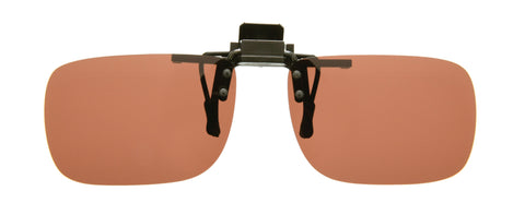 Cocoons Flip-Ups Rectangle Sunglasses