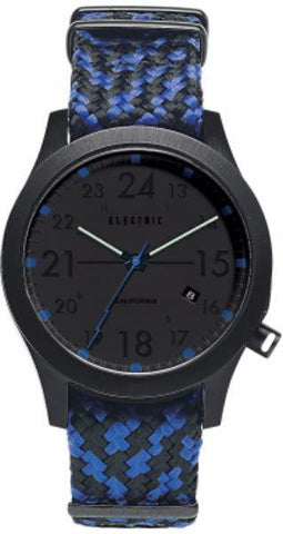 Electric FW01 NATO All Black / Royal Watch