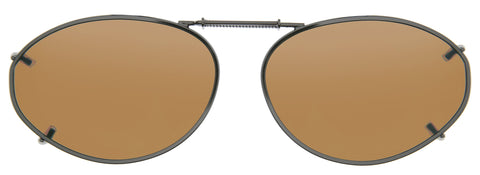 Cocoons Clip-Ons Oval OVL6 Sunglasses