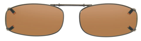 Cocoons Clip-Ons Rectangle REC4 Sunglasses