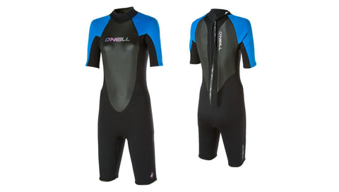 O'Neill Reactor Spring Womens Wet Suit