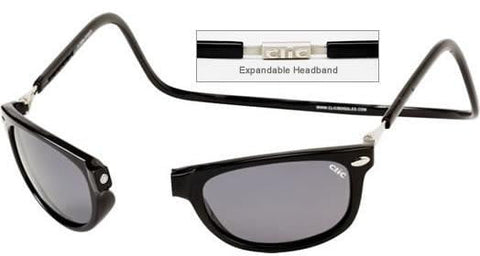 Clic Expandable Ashbury Sunglasses