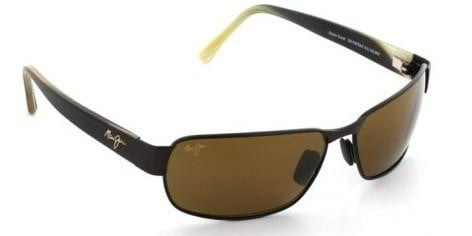 Maui Jim Black Coral  249 Sunglasses