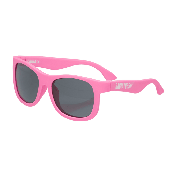 Babiators Think Pink Navigator Kids Sunglasses