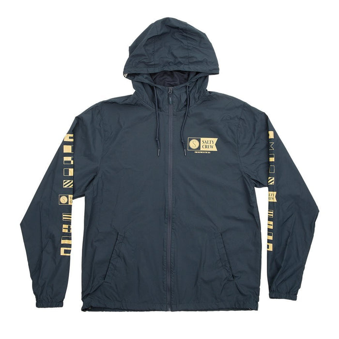 Salty Crew Alpha Windbreaker Men's Jacket