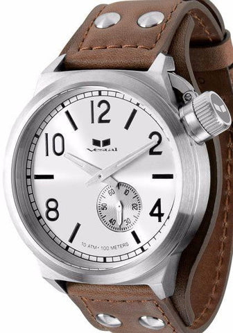 Vestal Canteen Leather 05 Watch