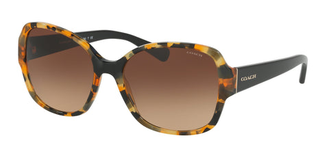 Coach HC8166 535913 58mm Sunglasses