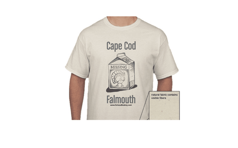 Falmouth Turkeys Milk T-Shirt