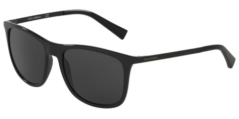 Dolce & Gabbana DG6106 501/87 55 MM Sunglasses