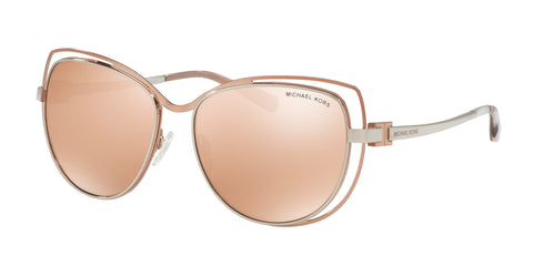 Michael Kors Audrina I MK1013 1121R1 58 MM Sunglasses