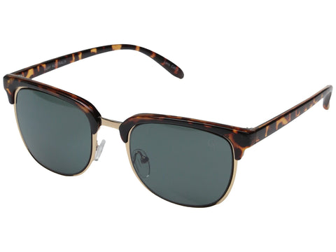 Quay Flint Black / Smoke Lens Sunglasses