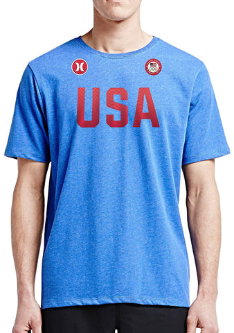 Hurley US Olympic Men's T-Shirt