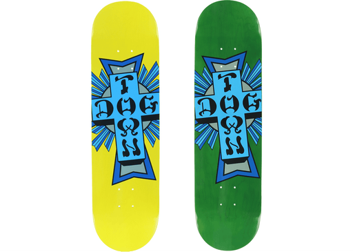 Dogtown Street Cross Deck Skate Decks