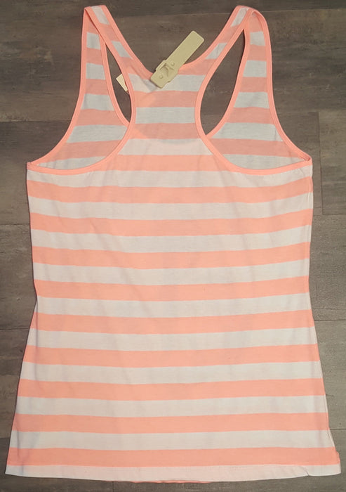 Board Stiff Elemental Anchor J Striped Women's Tank