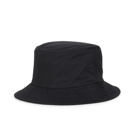 Herschel Lake L/XL Cotton Black Men's Hat