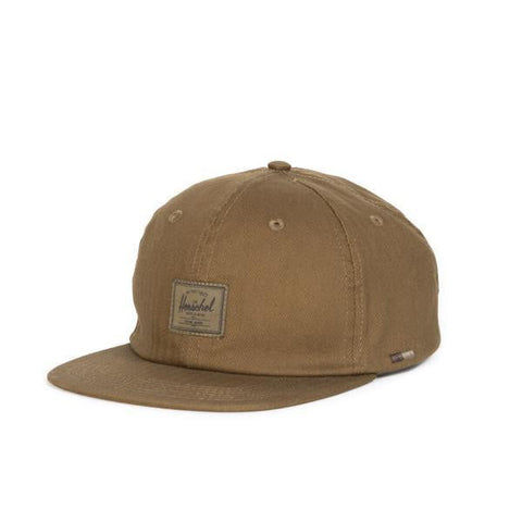 Herschel Albert Cotton Twill Army Surplus Men's Hat