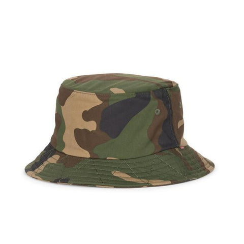 Herschel Lake SM Cotton Woodland Camo Men's Hat