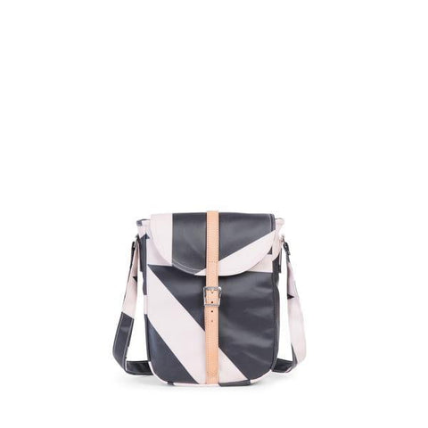 Herschel Kingsgate Canvas Geo/Leather Women's Backpack