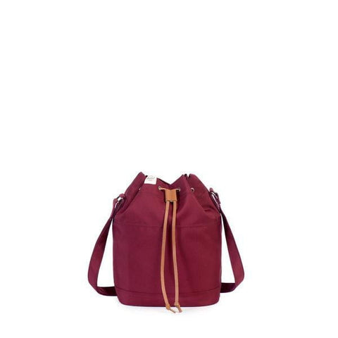 Herschel Carlow 300D Poly Windsor Wine Women's Backpack