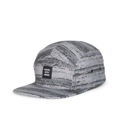 Herschel Glendale Cotton Whitenoise Men's Hat