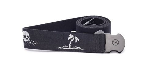 Arcade The Strand Black/Grey O/S Men's Belt