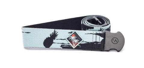 Arcade The Hideaway Black/Marine O/S Men's Belt