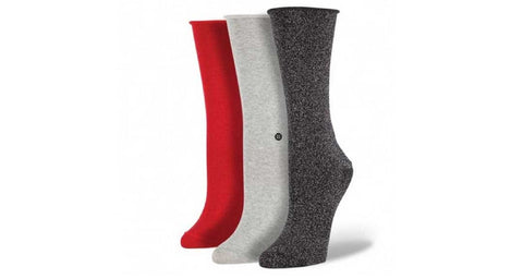 Stance Glamour Box O/S Womens Socks
