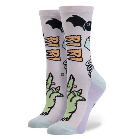 Stance Punk N Patch O/S Womens Socks