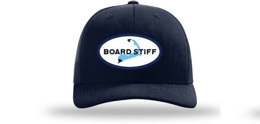 Board Stiff Patch Hat