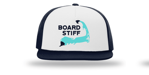 Board Stiff Screenprinted Logo Hat