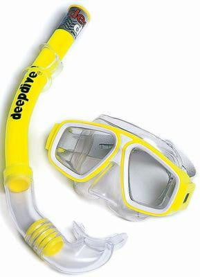 Mask and Snorkel Set Assorted Color