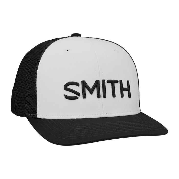 Smith Quest Black & White Trucker