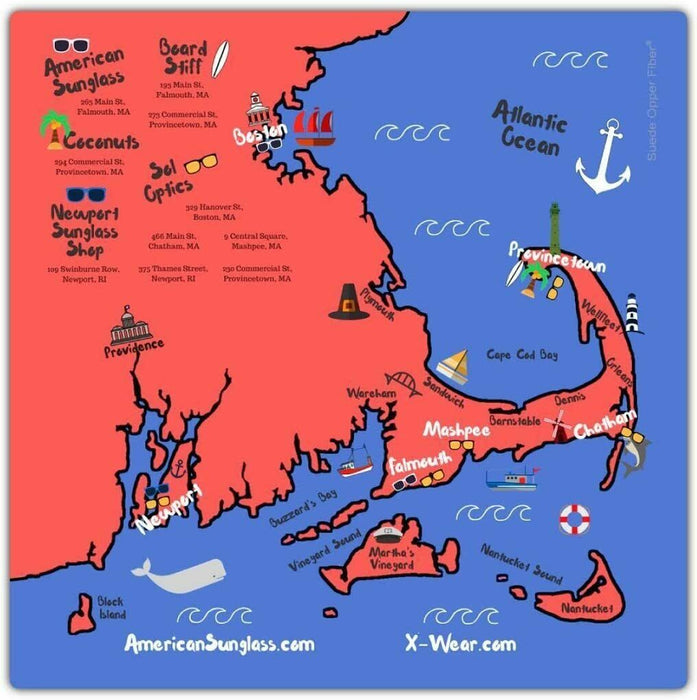 Cape Cod Microfiber Cleaning Cloth