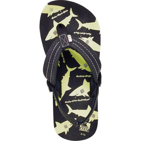 Reef Ahi Glow Kid's Sandals