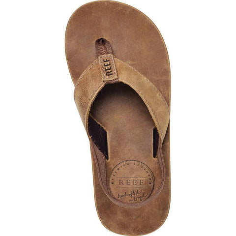 Reef Grom Leather Kid's Sandals