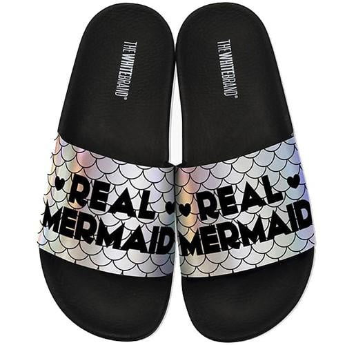 The White Brand Mermaid Sandals