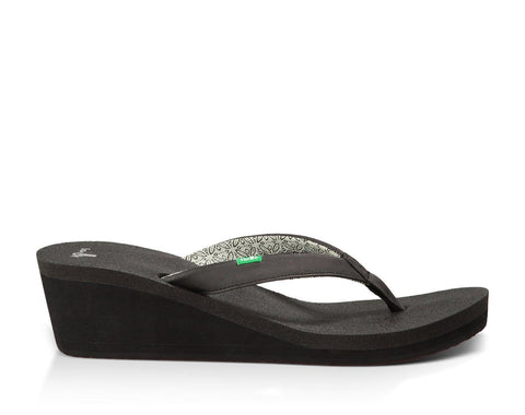 Sanuk Yoga Zen Wedge Women's Sandal