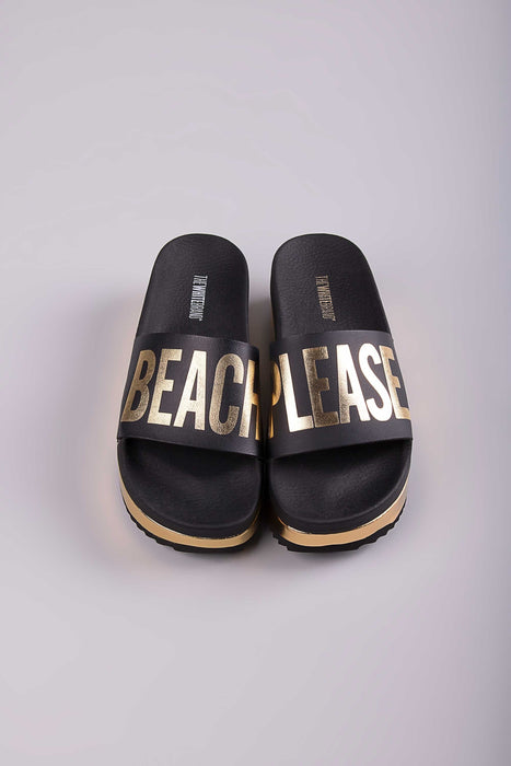394f3d4589103 The White Brand Beach Please Sandals — www.x-wear.com