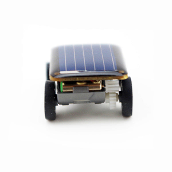 Smallest Mini Car Solar Power Toy