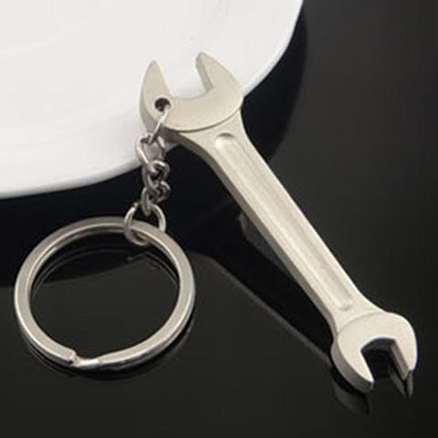 Changeable Spanner Keychain