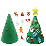 Felt Christmas Tree & Ornaments