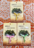 Sprout Bookmark Set of 3