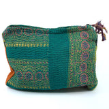 Indian Recycled Cotton Pouch