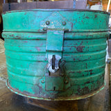 Vintage Metal Storage Box